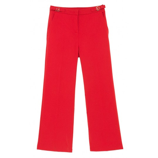 Culotte-Hose College Red