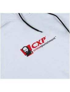 Crime X Punishment Hoodie 'KFC' White