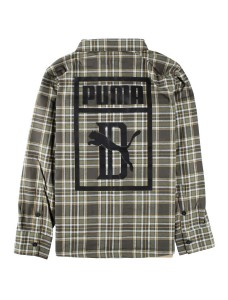 PUMA x BIG SEAN Checkshirt