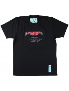 Crime X Punishment T-Shirt 'Corrosion' Black