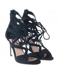 High Heel Sandals Black